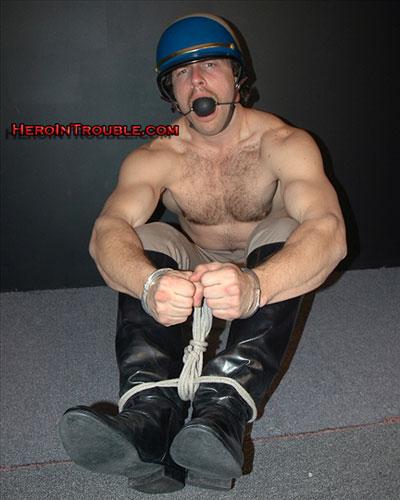 Hot men bondage )