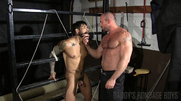 from Anson gay bondage trailer