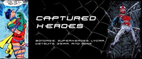 Captured Heroes