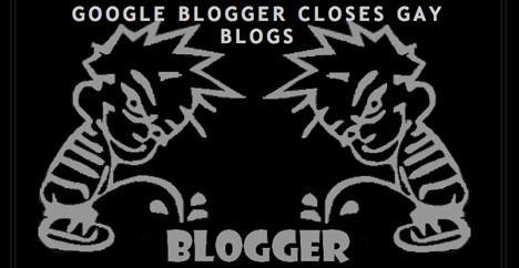 List of Censored Blogs