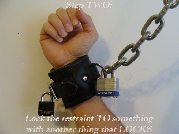 Clips vs locks