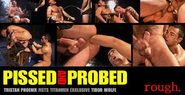 PissedProbed_TiborWolfe_TristanPhoenix_poster