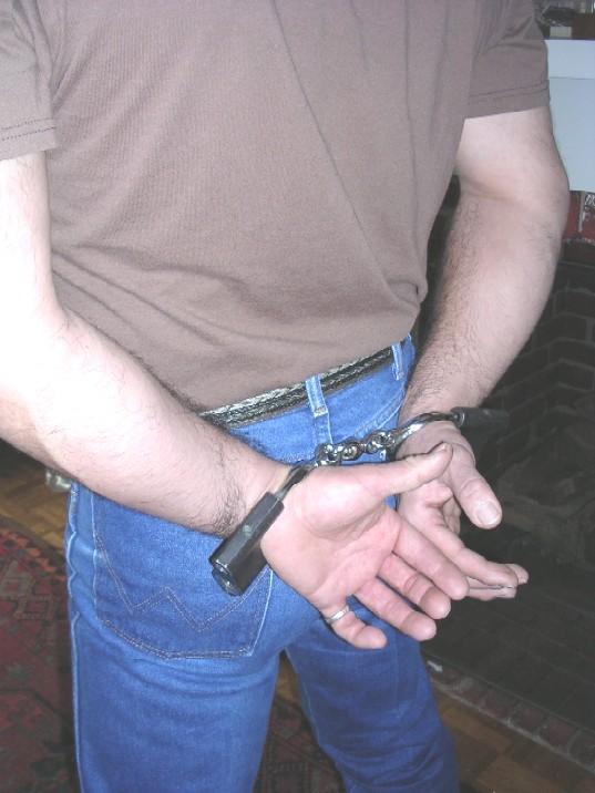 High-security cuffs 02