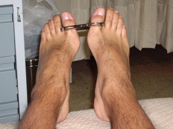 toe cuffed MetalbondNYC 01