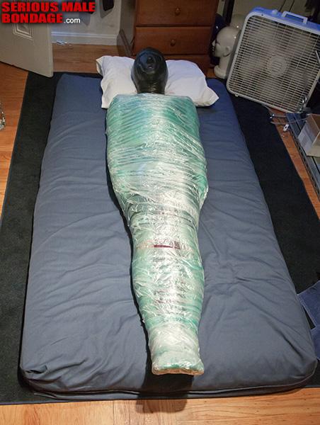 Serious Male Mummification 03