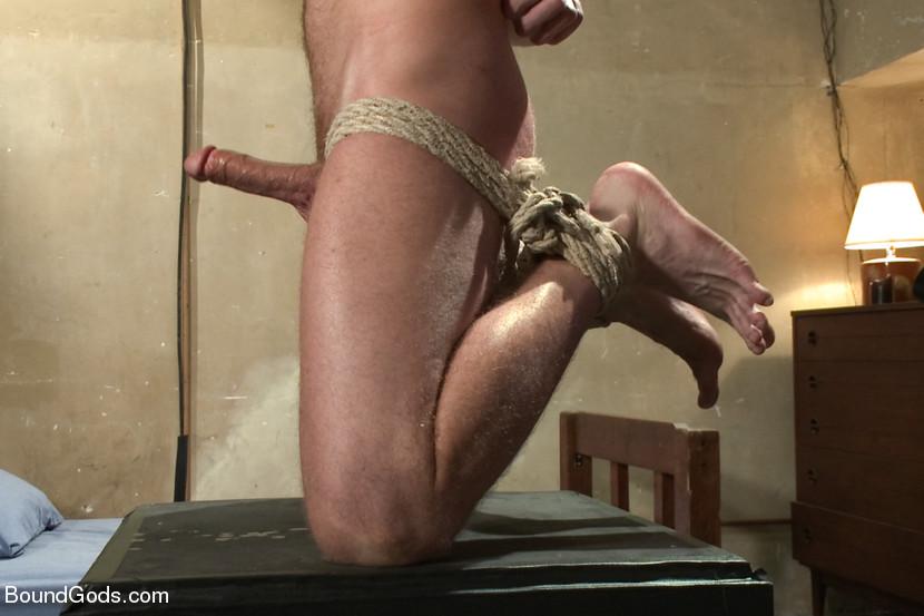 Brian Bonds gay bondage