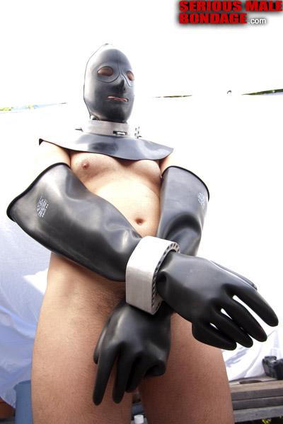 rubber and heavy steel MetalbondNYC