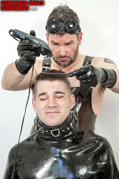 forced haircut MetalbondNYC
