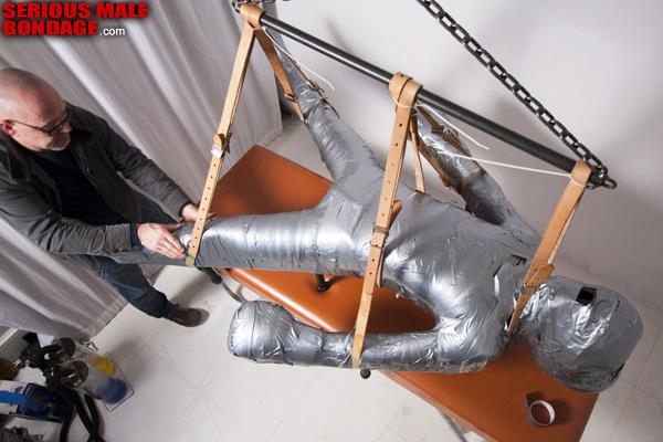 duct tape bondagesupension