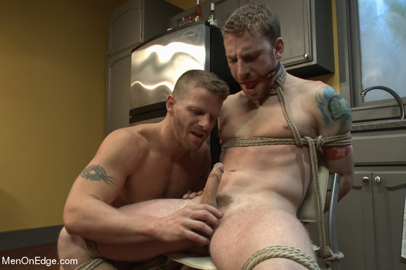 Sebastian Keys is edged and fisted when the tables are turned on him