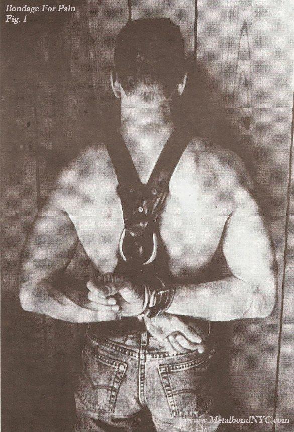 Bondage For Pain Checkmate magazine
