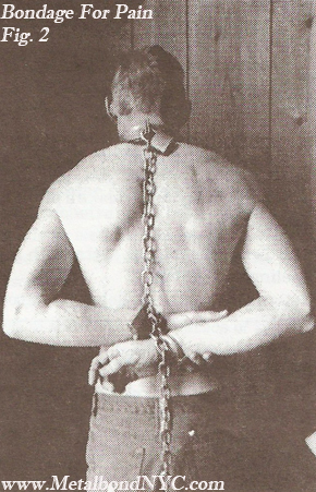 Bondage For Pain Checkmate
