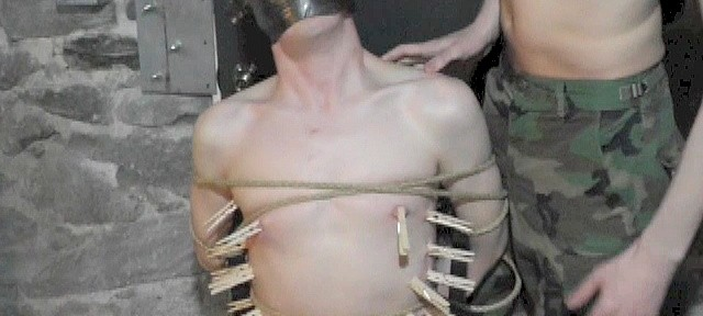 Kidnapped to become a boot and bondage slave