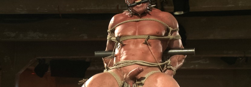 Bound Gods 5-Year Anniversary Live Show – The Slave Auction – Part One and the return of Derek Pain