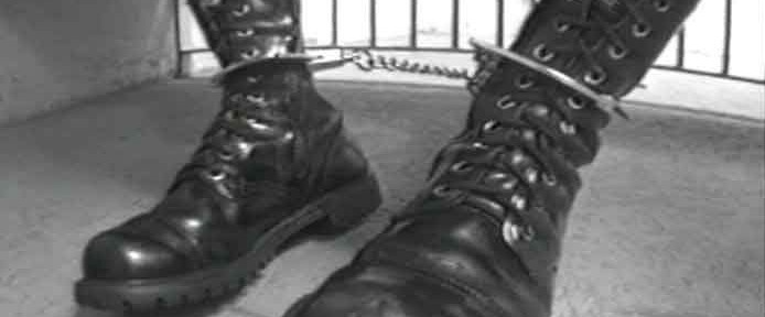 Boot bondage pics, boot porn sites, and a preview of upcoming bootblacking event in SF