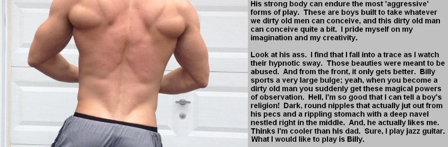 How would YOU restrain and dominate this man?