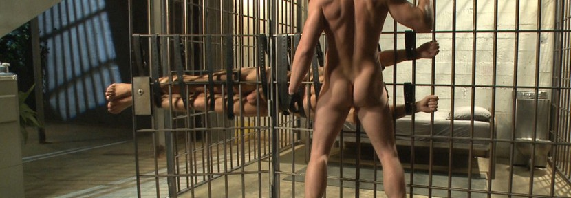 Alex Adams dreams of being locked up and dominated