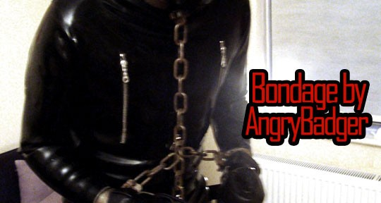 More bondage by AngryBadger