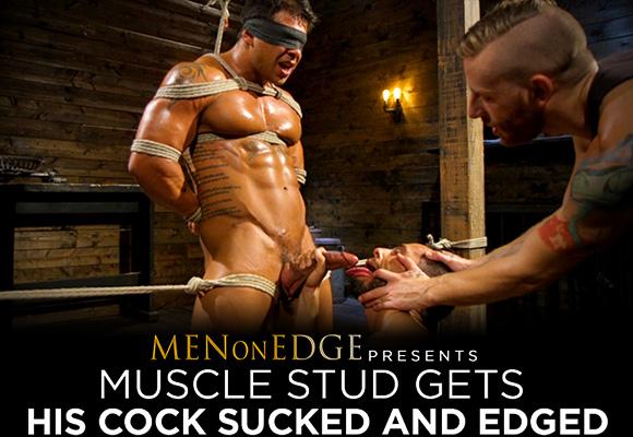 male bondage and edging