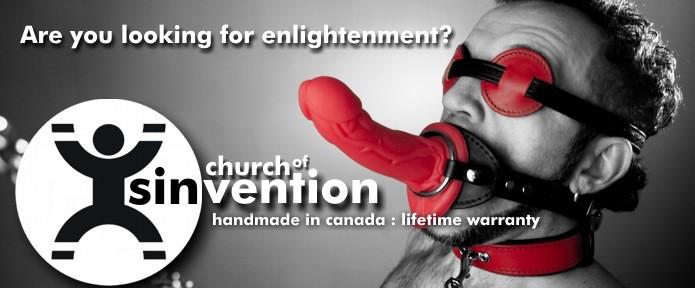 New advertiser on Metalbond: Church of Sinvention