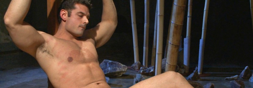Muscled bodybuilder Marcus Ruhl takes the ultimate challenge at 30 Minutes of Torment