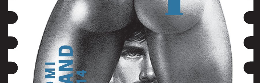 'Confident and proud homoeroticism' — Tom of Finland gets a postage stamp!