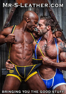 gay bonage gear and equipment
