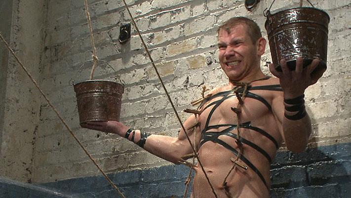 Male BDSM: Alex Adams at 30 Minutes of Torment