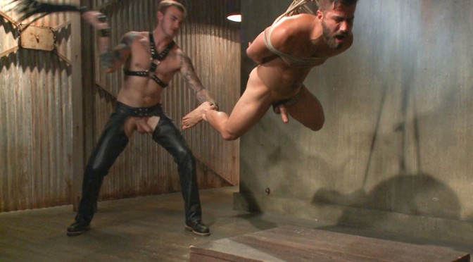 Christian Wilde breaks in Adam Ramzi