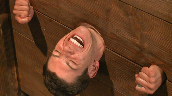 Male BDSM: Reed Jameson gets his ass tormented by a cock