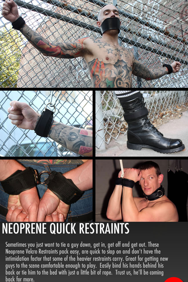 Neoprene Quick Restraints