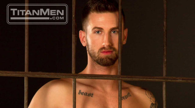 Scenes from 'Cops and Robbers,' the Best of TitanMen Bad Boys