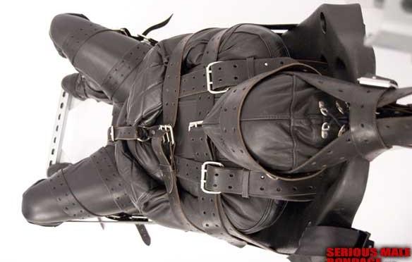 Straitjacket and Restraint Chair