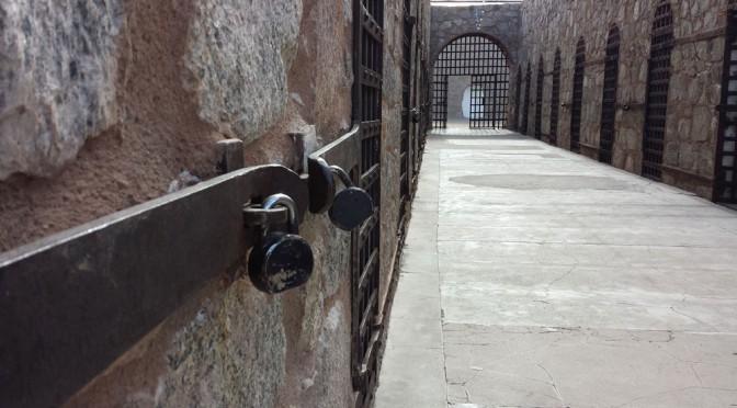 The Yuma Territorial Prison