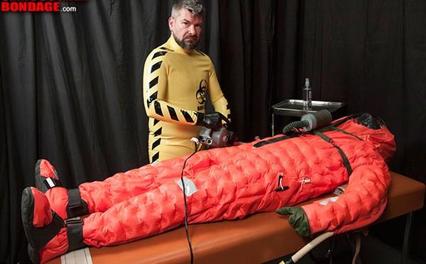 Cool gear for bondage