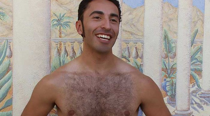 Gianni Luca gets bound and humiliated at Helios Resort in Palm Springs