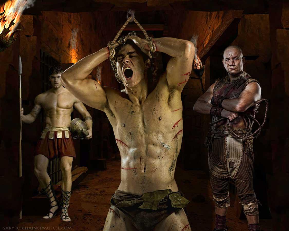 run-away-slave-garyro-chainedmuscle