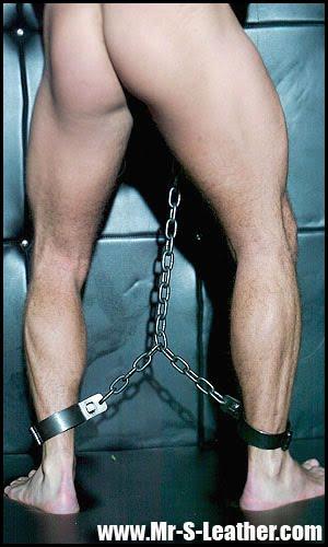 Mr S Leather Camo Pants
