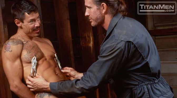 Male BDSM Porn: 'Jacked Up'