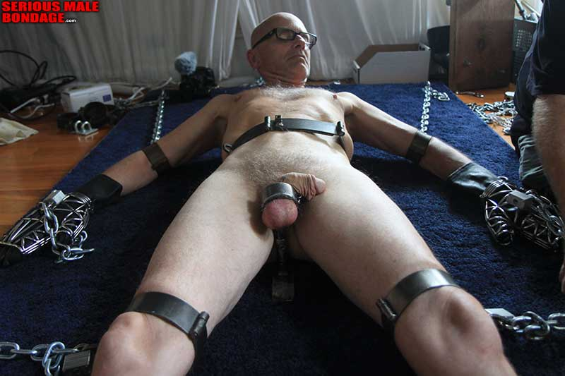 Bondage cbt in man — photo 13