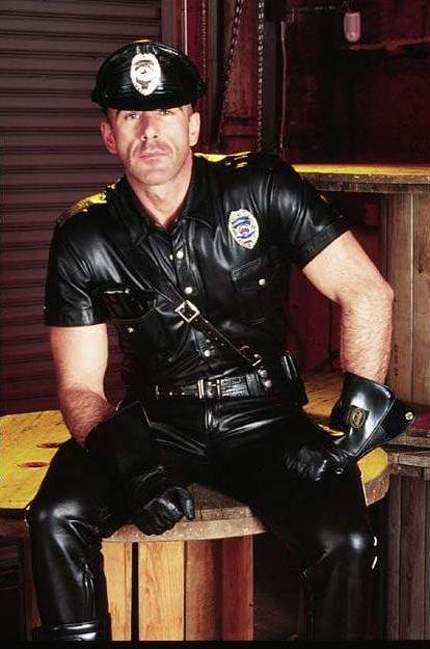 tom of finland style