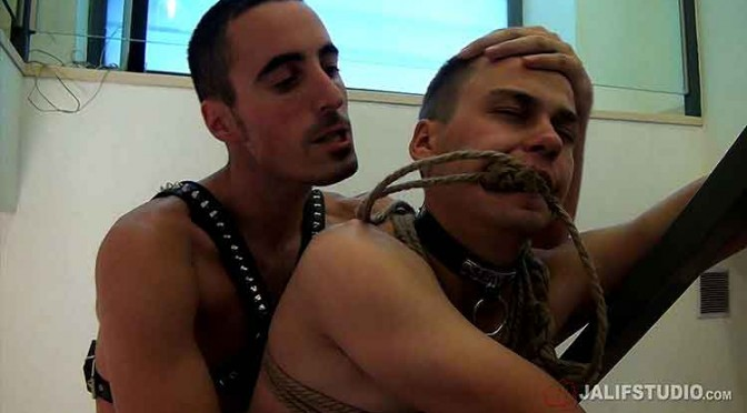 Pictures: Tied up and fucked by his shrink