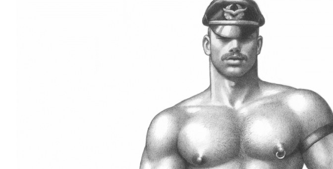 Tom of Finland Art Auction