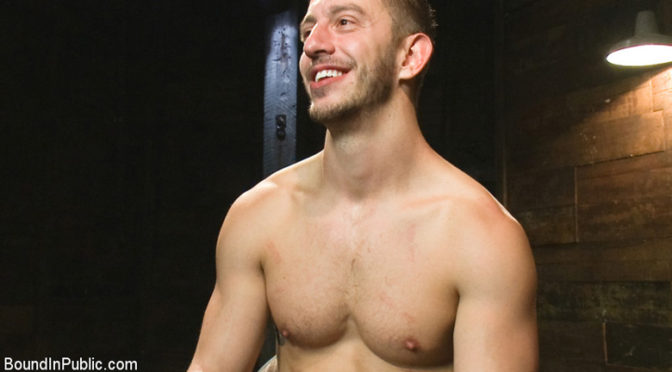 gay porn Bryan Cole bondage