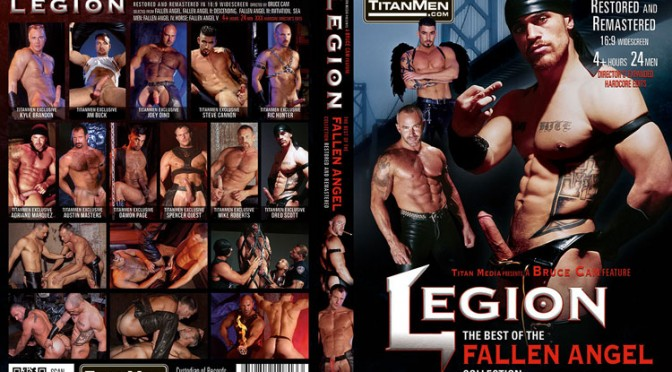 Legion Part 1: The Best of the Fallen Angel Collection