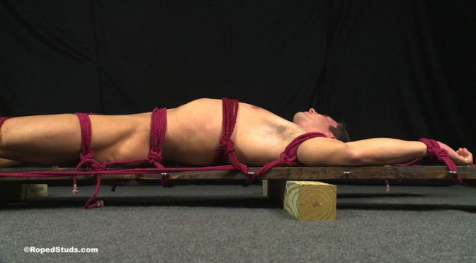 Neill tied up at Roped Studs