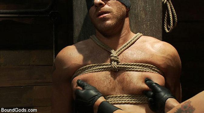 Male BDSM porn: Dom in Training