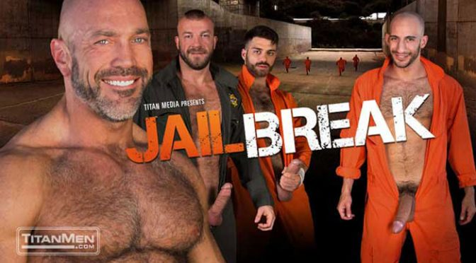Agent Jesse Jackman hunts fugitive Eric Nero in Scene 1 of Jailbreak