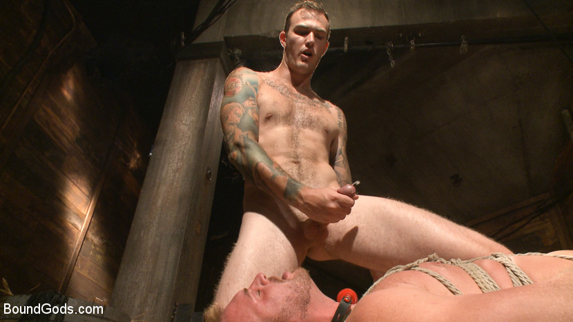 Extreme nipple needle torture gay