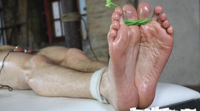 Tickling time